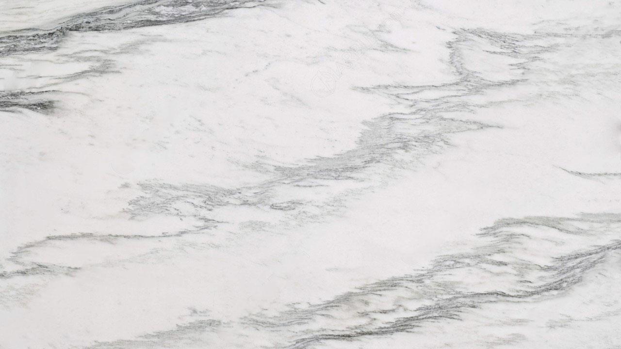 Mountain White Danby mármore