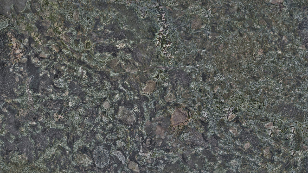 Imperial Green Granito