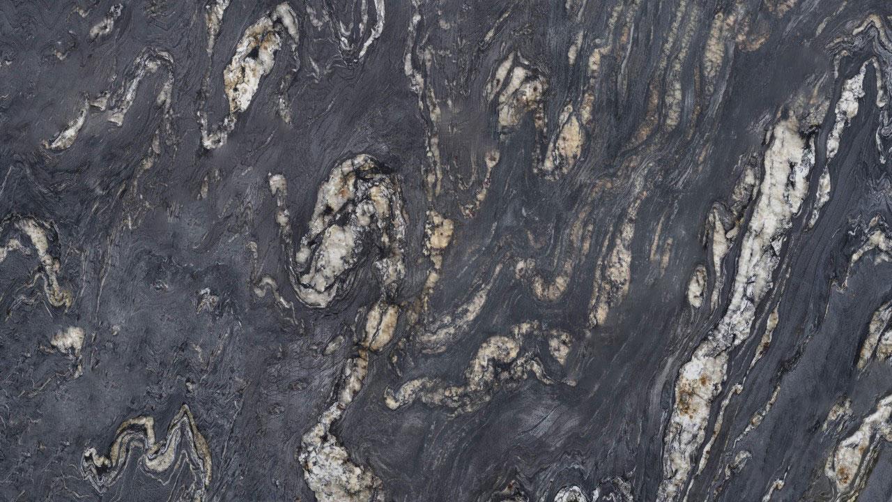 Titanium Black Granito