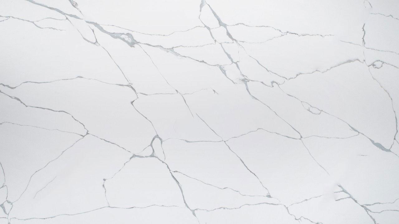 Vena Statuario Bianco Quartzo