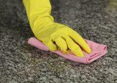 Vinagre para limpar Granito